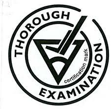 Thorough examination logo